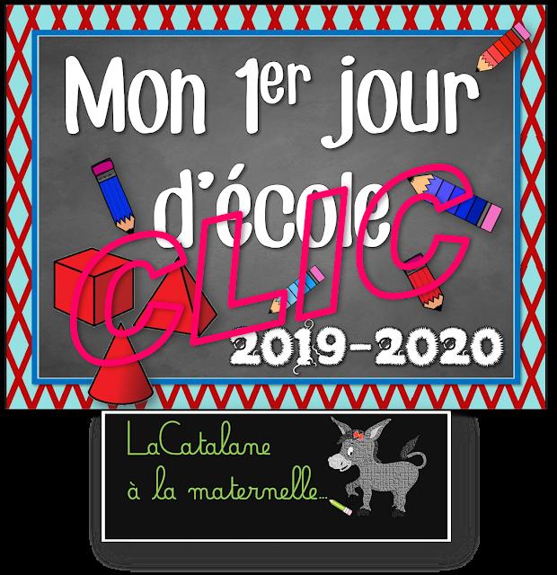 Premier jour d'école 2019 (LaCatalane)