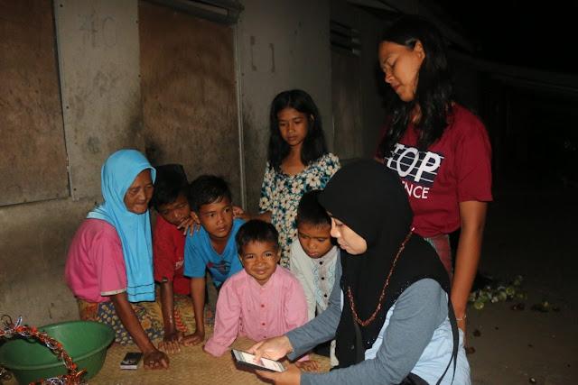 Suku Anak Dalam: Mengelola Sampah Sekaligus Memperbaiki Hubungan Sosial