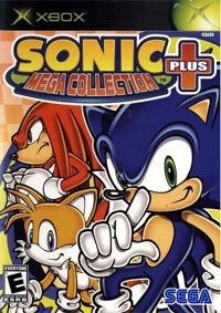 Sonic Mega Collection Plus original xbox
