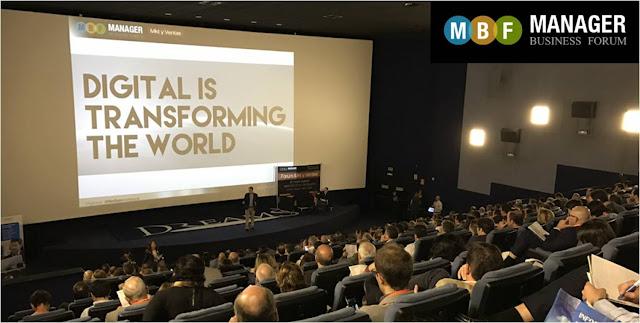 Jose Luis Alonso Transformación Digital en Manager Business Forum