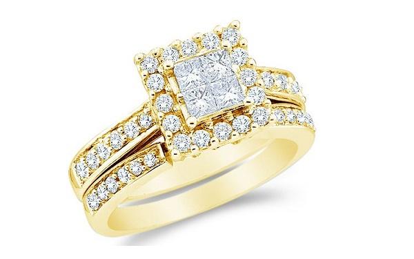 Gold Wedding Rings For Women Cheap