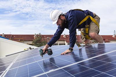 Paneles solares hogar paga menos