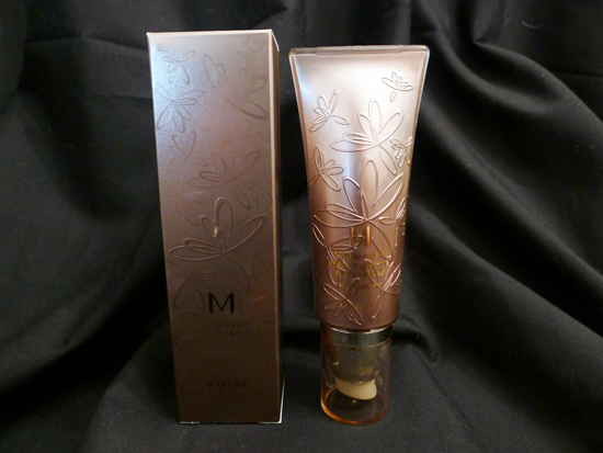 missha signature real complet packaging