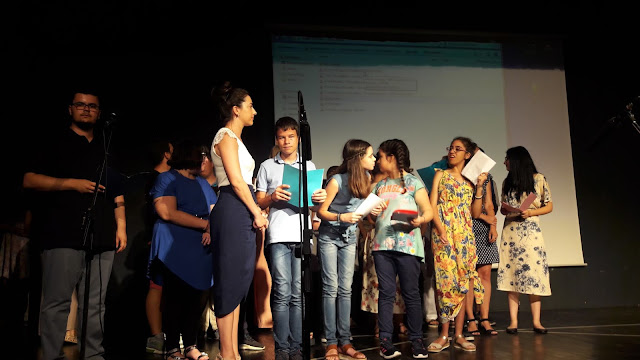 Η τελική γιορτή του Ενιαίου Ειδικού Επαγγελματικού Γυμνασίου - Λυκείου Αργολίδας