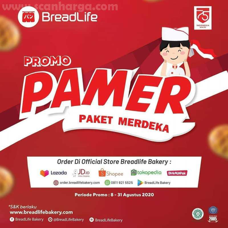 Promo Breadlife Gratis Roti  Periode 8 - 31 Agustus 2020 4