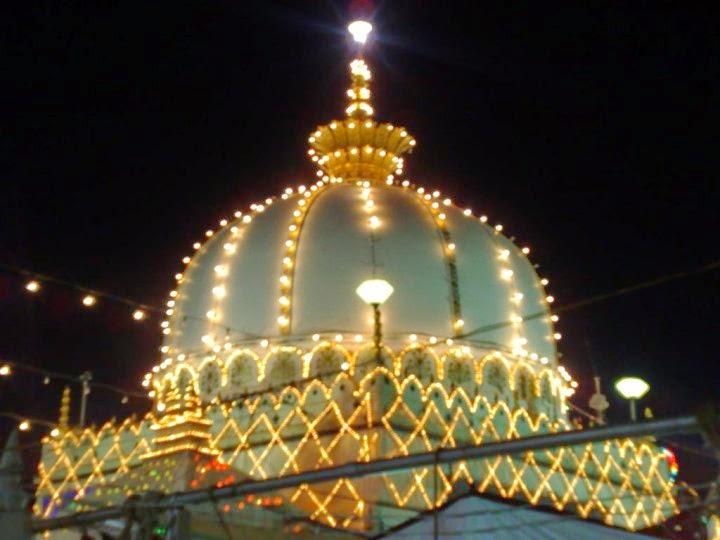 Religious Wallpapers: Mazaar E Paak Khwaja Garib Nawaz Ajmeer