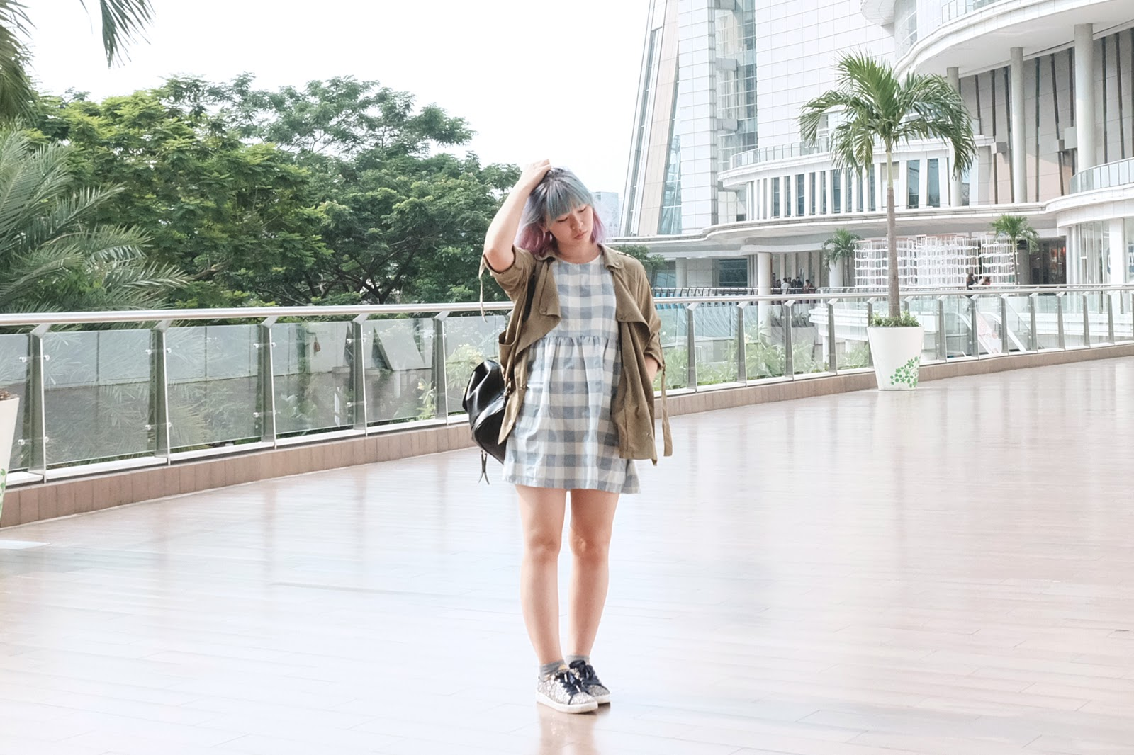 How to Wear Gingham Prints | www.bigdreamerblog.com