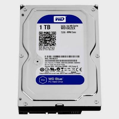 Storage Drive: 1TB 7,200 RPM HDD and 128GB SSD