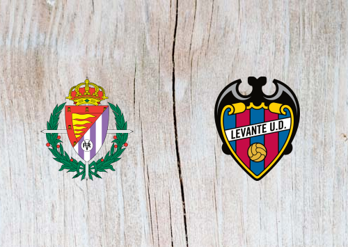 Real Valladolid vs Levante Highlights 27 September 2018