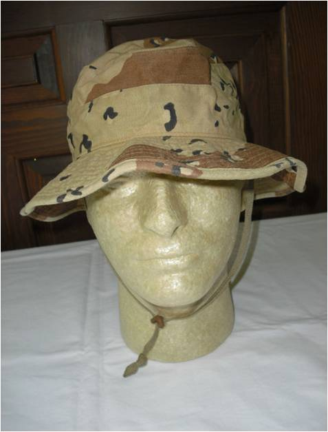 6 Color Desert Camouflage (Choc chip) Boonie Hat ...Extremely Rare and Hard  to Get. 2635196eb35