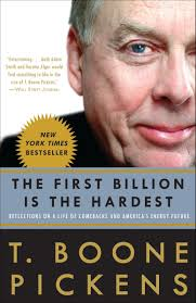 becoming successful, essential, keys, money, power, success, T. Boone Pickens, wealth,