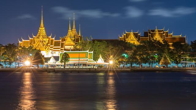 Таиландский храм