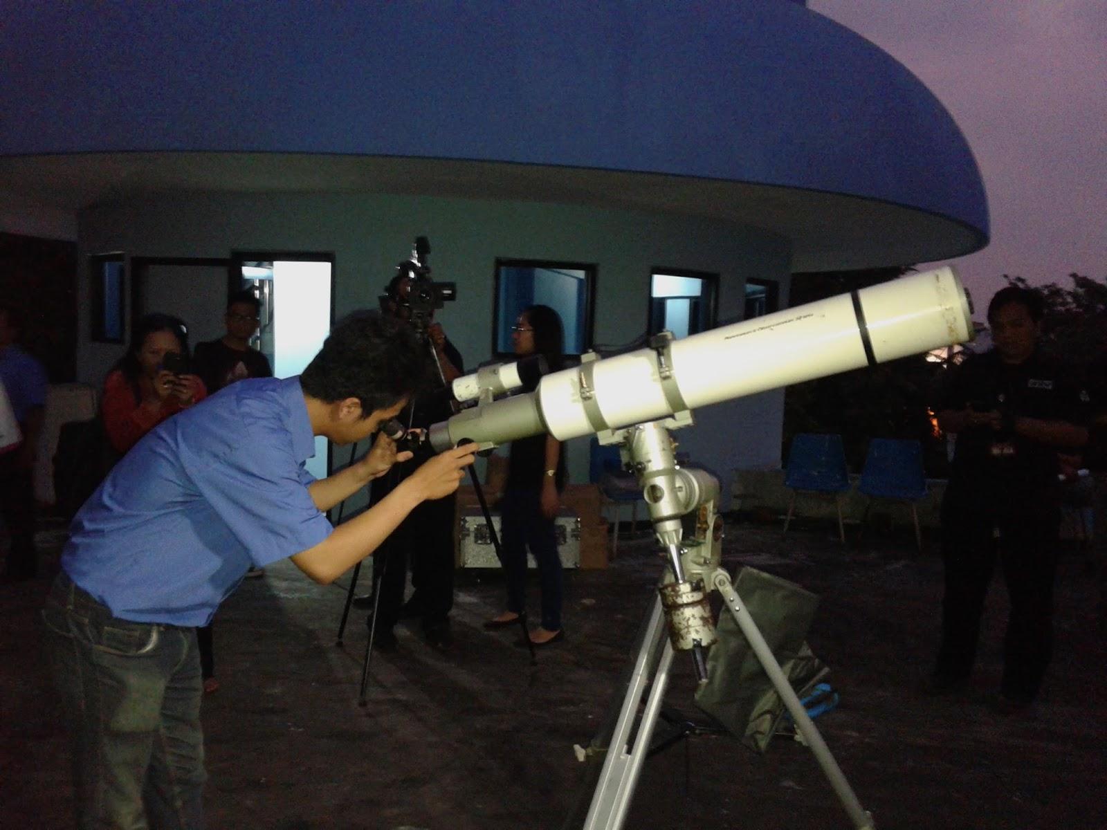 Melihat planet dengan teleskop mengapa teleskop bisa melihat