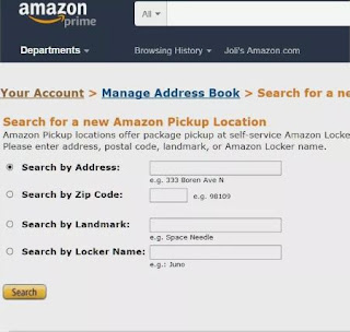 Find Amazon Locker Near Me
