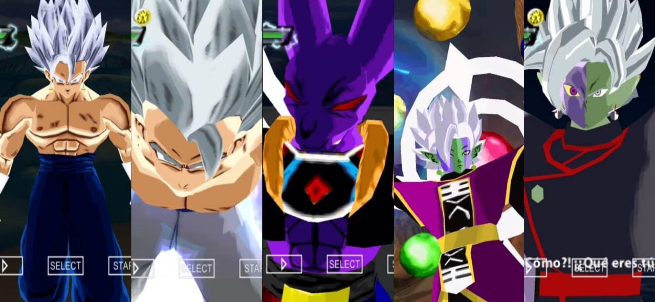 Dragon Ball Super God Power of Ultra Instinct