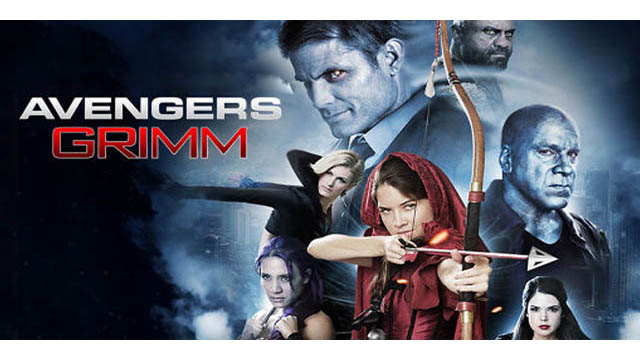 Avengers Grimm (2015) Hindi Dubbed Movie 720p BluRay Download
