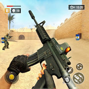 Real Commando Shooting 3D Games