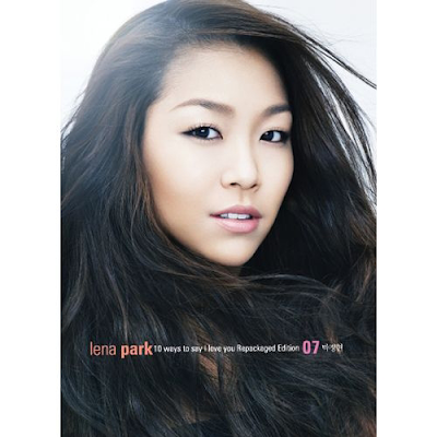 Lena Park – Vol.7 10 Ways To Say I Love You (Repackaged Edtion)