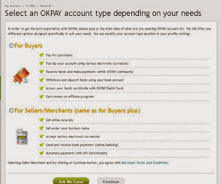 Cara Mendaftar dan Verifikasi OKpay