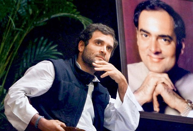 Congress PM Candidate Rajiv Gandhi Sought RSS Help During 1984 Elections