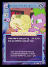 My Little Pony Double-check the Checklist Premiere CCG Card