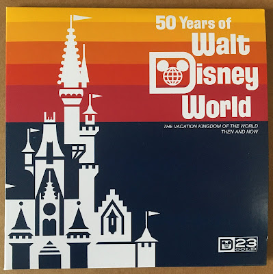 D23 Gold Member Exclusive 45 RPM vinyl record