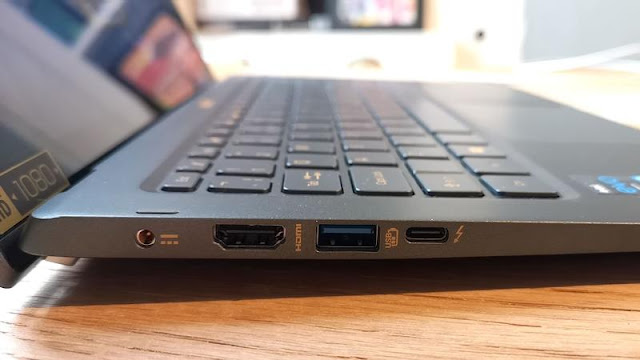 Acer Swift 5 (SF514-55T) Review