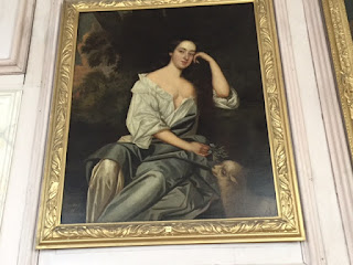 Barbara Villiers at Sudbury