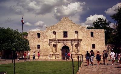 Tempat Wisata di San Antonio, Texas