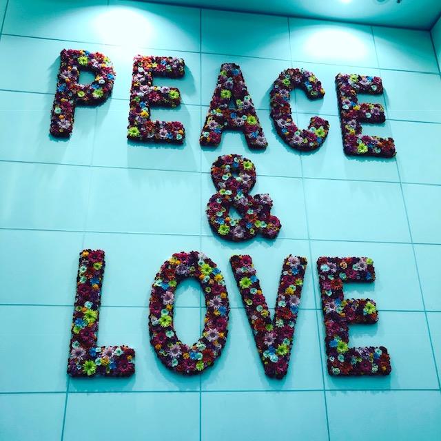 Britto Gallery at Miami International Airport