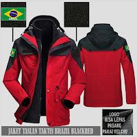 Jual Jaket Timnas Brazil Piala Dunia 2018