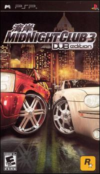 Midnight Club 3 DUB Edition [PSP] [ISO - Español [MF]