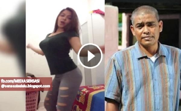 Kazar Sedih Dengan Kecaman Netizen Gara-gara Video Gelek Anaknya