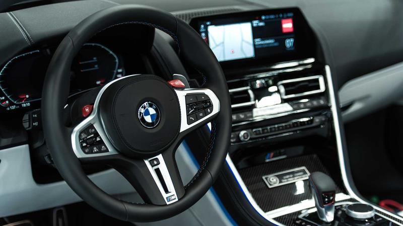 BMW M8 hoá siêu xe khi qua tay hãng độ G-Power