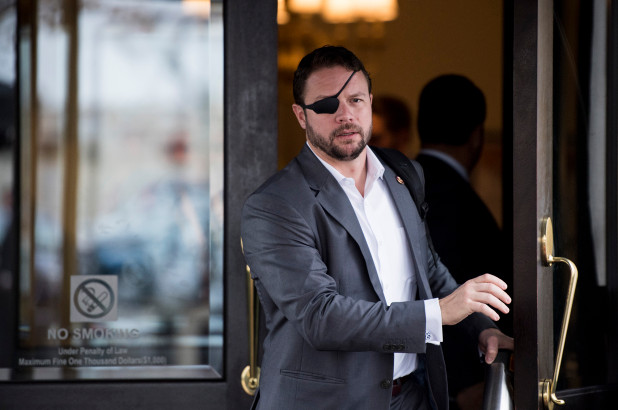 Rep. Dan Crenshaw introduces a bill that would let Americans sue China over 'Wuhan Virus'