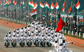 Republic day Parade Picture