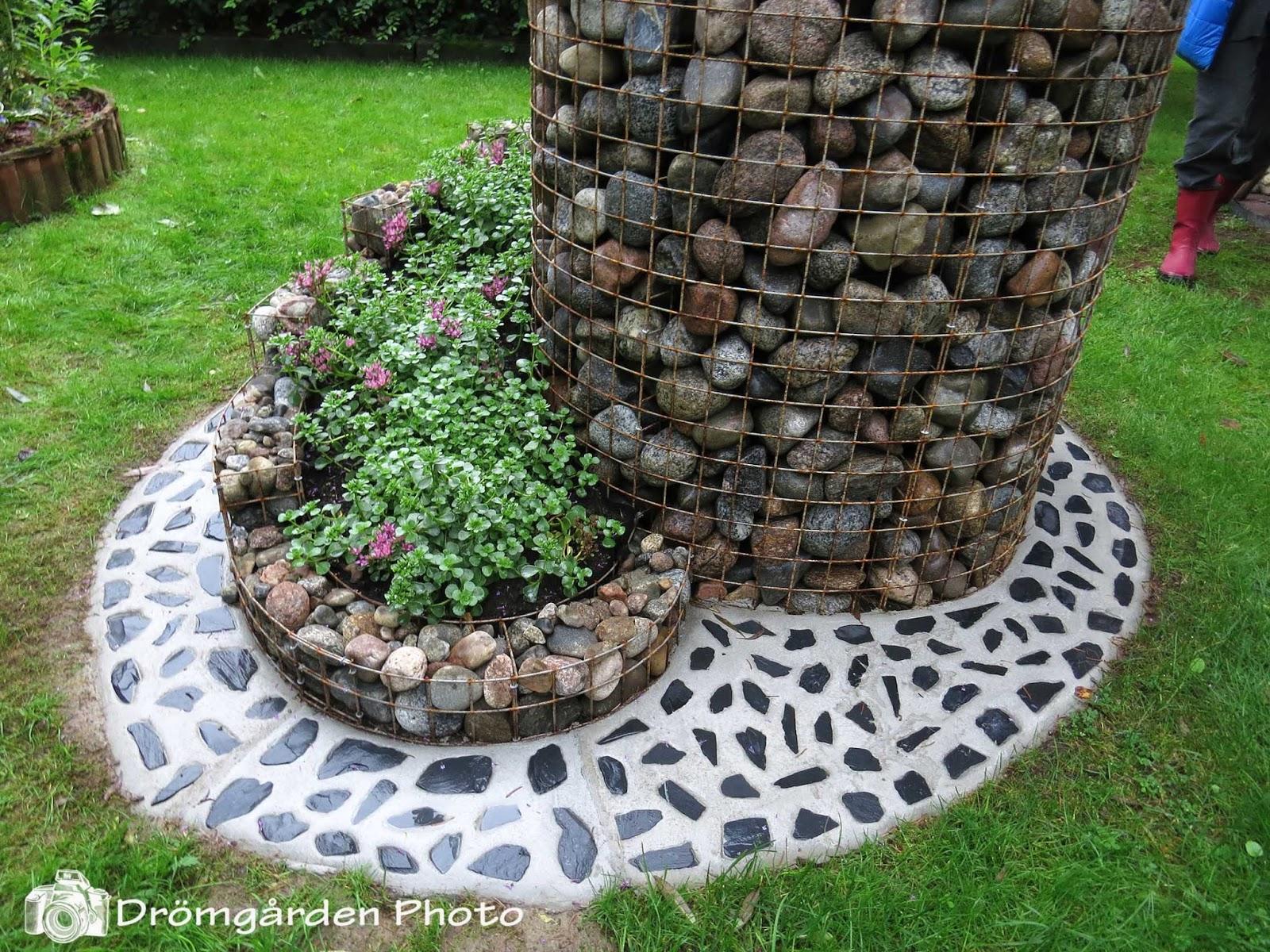 Drömgården: Lotta & Jyrki's trädgård