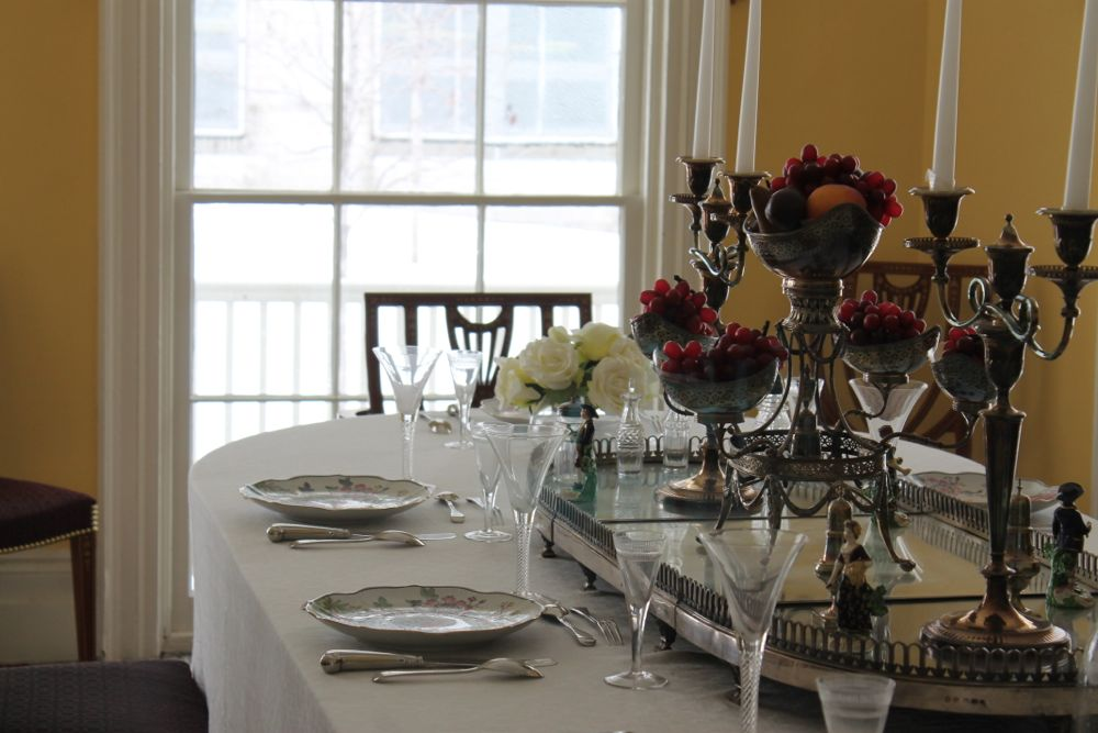 Hamilton Grange, Operated By The National Park Service, Commemorates The  Life Of This Influential Founding Father. The Federal Style House Is  Located Just ...