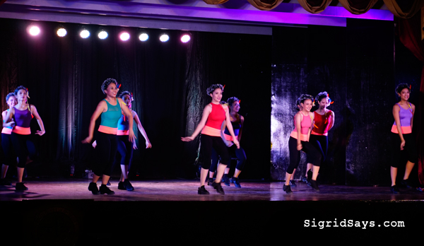Bacolod dance school - Bacolod ballet school - Garcia-Sanchez School of Dance - Bacolod City - Bacolod blogger - 48th anniversary show - contemporary dance