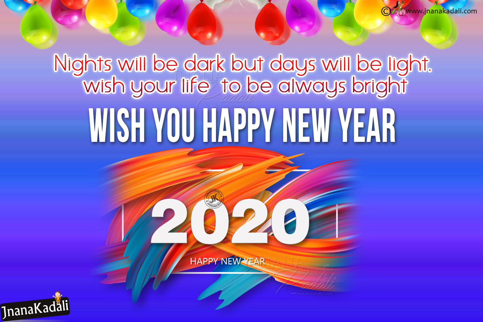 happy new year 2020 greetings wallpapers in english happy new year quotes in english free download jnana kadali com telugu quotes english quotes hindi quotes tamil quotes dharmasandehalu year 2020 greetings wallpapers