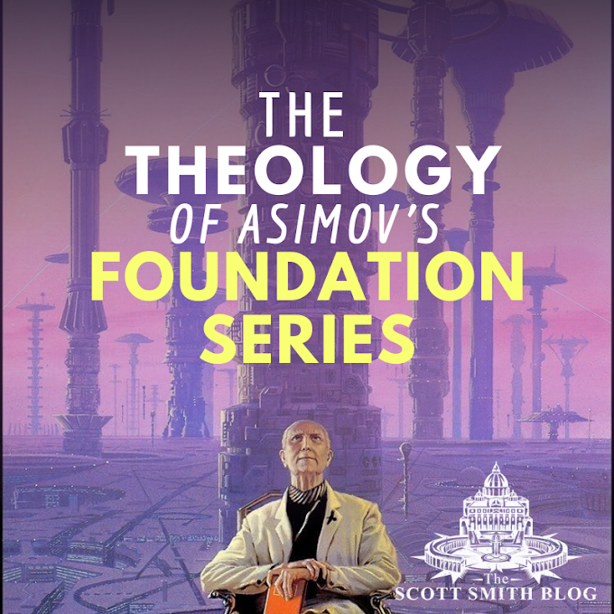 The Theology of Isaac Asimov's Foundation Series