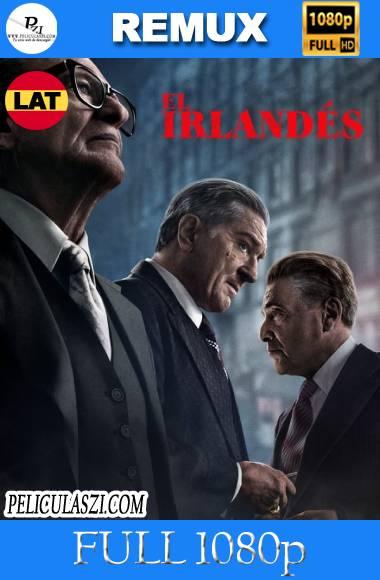 El Irlandés (2019) Full HD REMUX & BRRip 1080p Dual-Latino