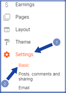 enable ssl blogger