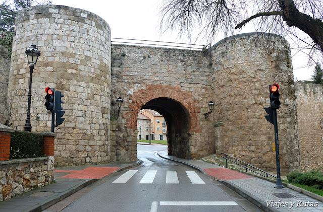 Arco San Martín, Burgos