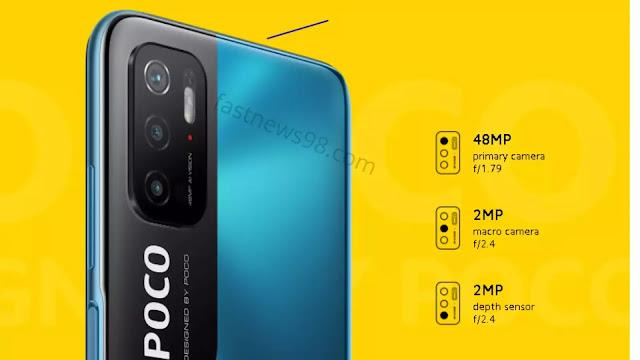 Poco M3 Pro 5G Review: Camera 5G smartphones