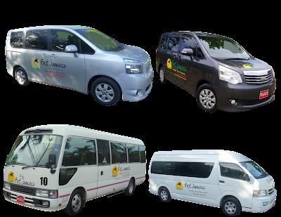 Group Transportation Montego Bay