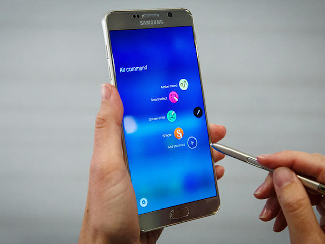 Samsung Galaxy Note 6 Could Have Curved Screen And Long Battery