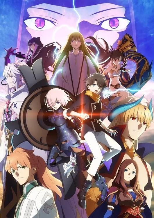 Fate/Grand Order :Babylonia Perlihatkan PV Baru Tayang 5 Oktober Nanti