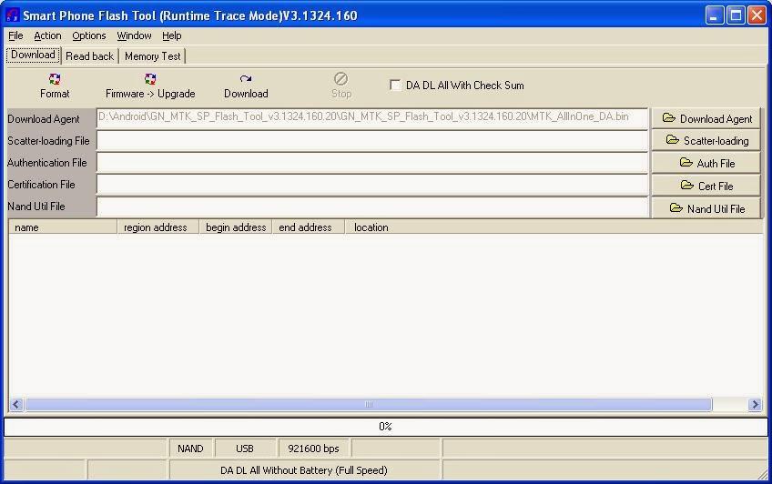Flash Tools Sp Flash Tool Download Error – Migliori Pagine da Colorare