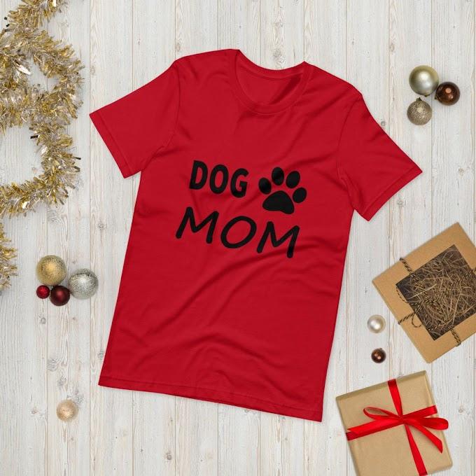 Dog Mom, Dog Mom Shirt, Dog Lover Gift, Animal Lover